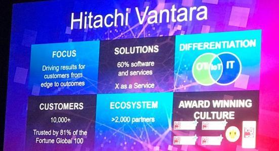 Hitachi Vantara深化数据战略