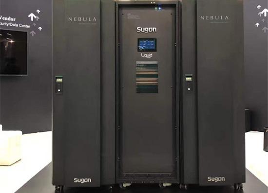 """""""数据中心""""单柜进入160KW时代 曙光黑科技让节能不再""""靠天吃饭"""""""