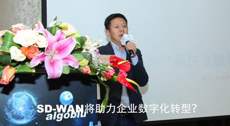 SD-WAN将助力企业数字化转型?