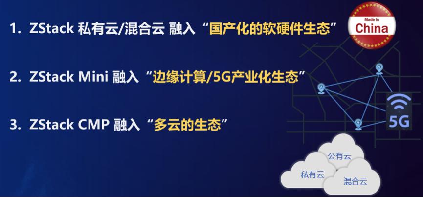 ZStack:携手伙伴,让每一家企业都拥有自己的云