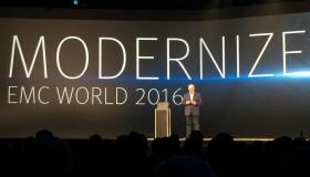 EMC World: 你必须知道的重磅现代化数据中心新兴技术
