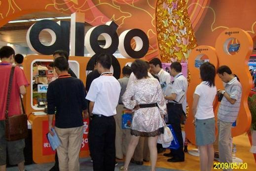 2009科博会国产数码相机成主角 电脑商情在线