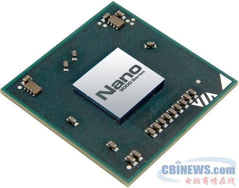 威盛(VIA)Nano处理器
