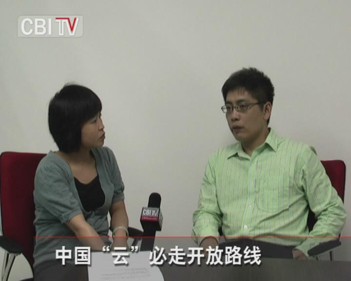 """【云渠道观察】檀林:中国""""云""""必走开放路线"""